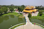 China-Tempel in thailand