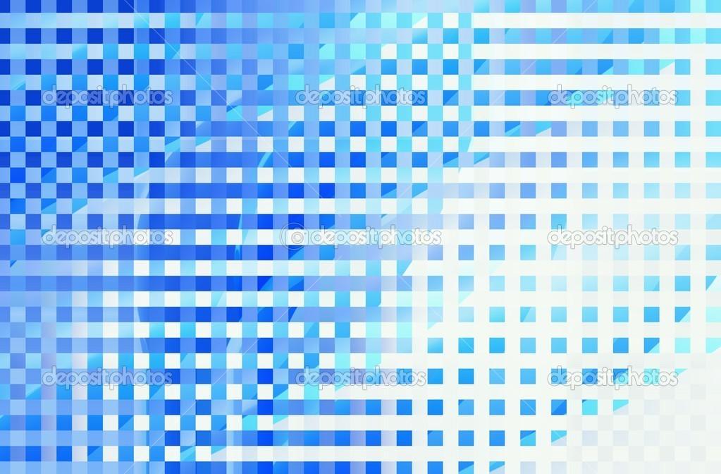 fondo azul abstracto con marco — Foto de stock © BMPP #14867689