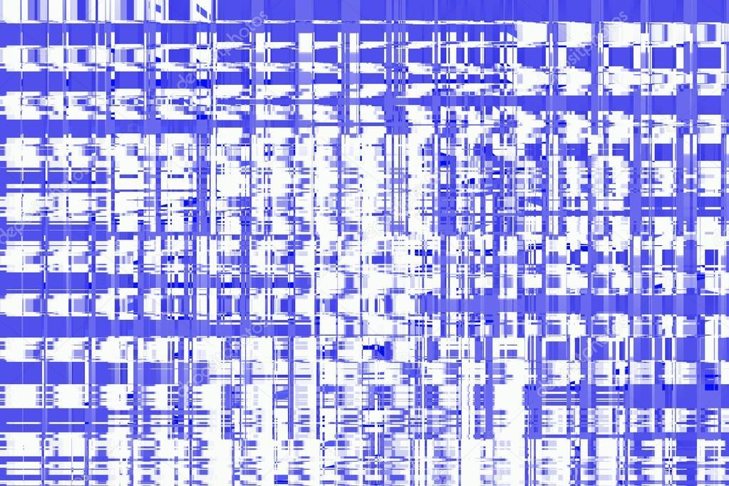 fondo azul abstracto con marco — Fotos de Stock © BMPP #14867889