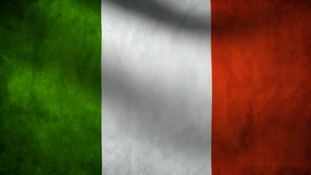 Italy flag.