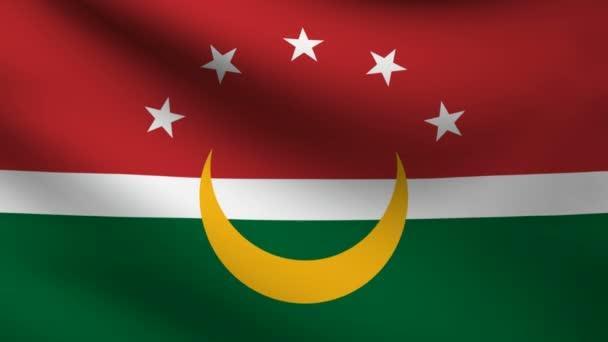 Maghreb flag.