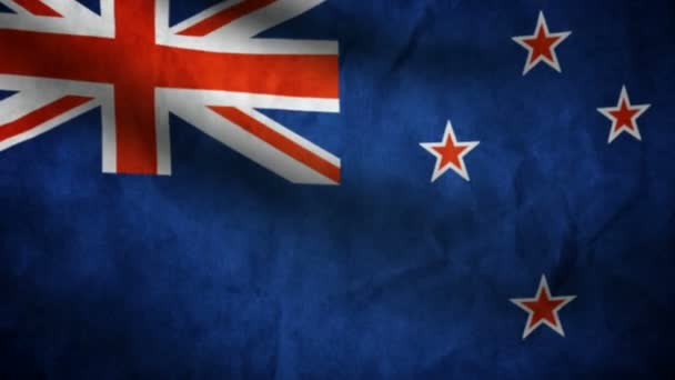Új-Zéland zászló.