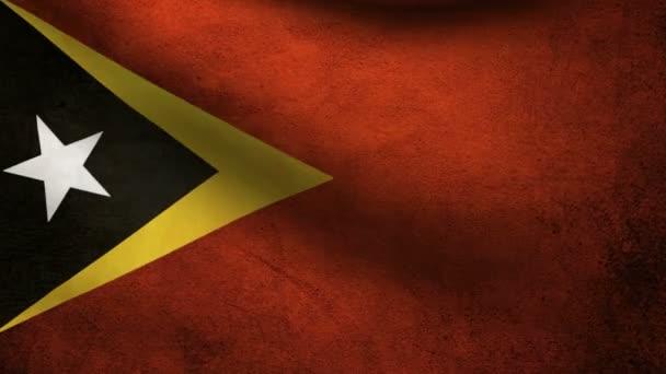 Timor zászló.