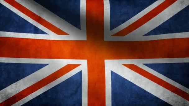 Velká Británie vlajka.