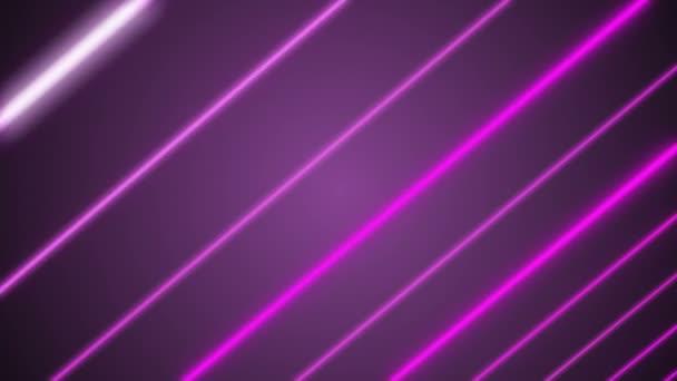 lineáris string lila háttér.
