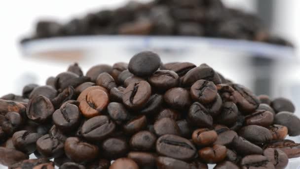 Kaffeebohnen Schleife