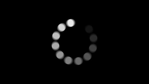 Circle loading animation