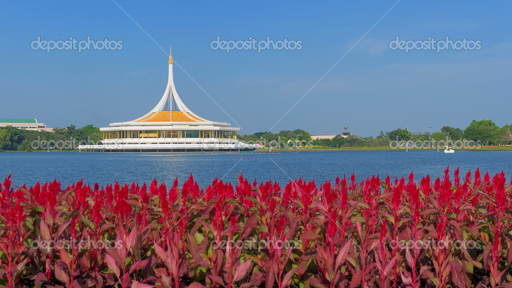 Royal garden Rama IX