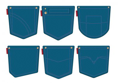 Jeans Pocket Collection