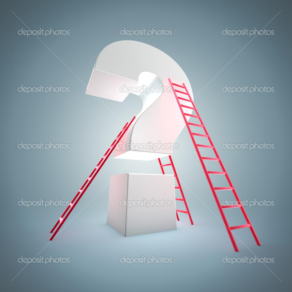 escaleras al desconocido — Fotos de Stock © PixelEurope #20123251