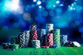 Fotografie Casino poker žetony
