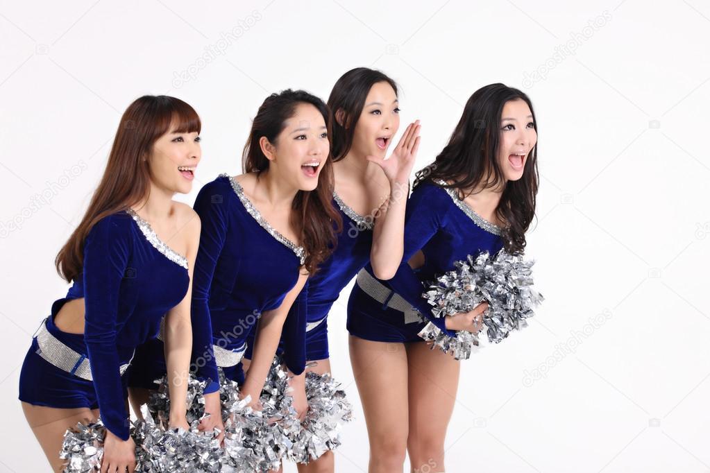 Apologise, asian girl cheerleader