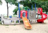Spielplätze im Park