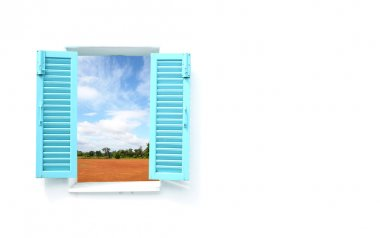 Greek Style windows window with nature country view
