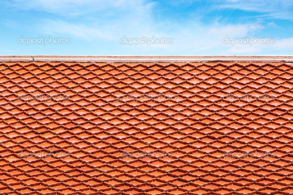 Dach textur  Stil aus Holz Dach Textur — Stockfoto #31180927