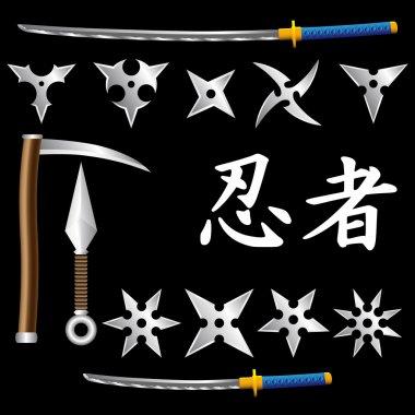 ninja weapons