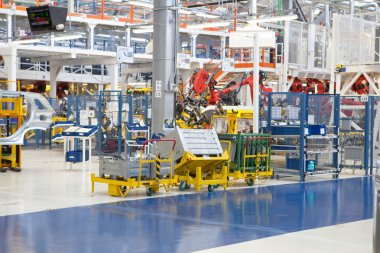 Details of the automotive industry