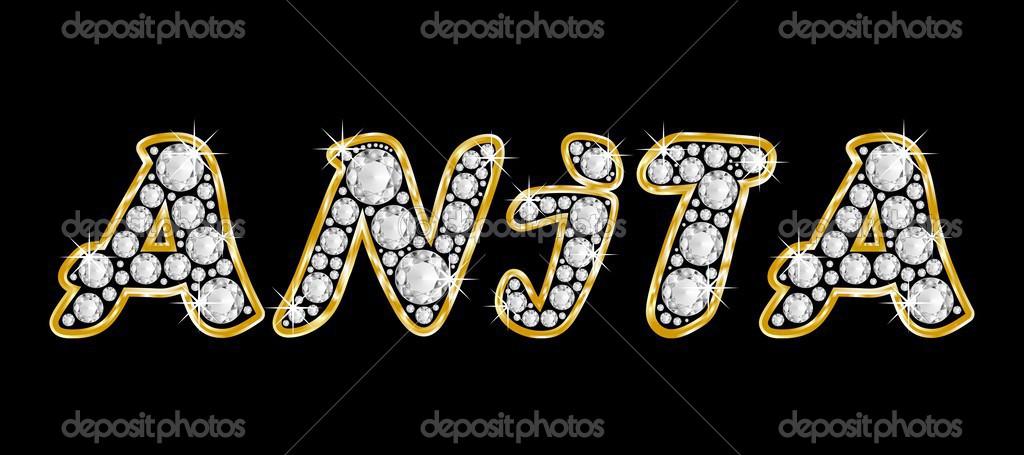Картинки с именами анита