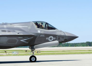 F-35 Lightning II Aircraft
