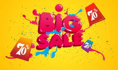 Department Store Big Sale Promotion