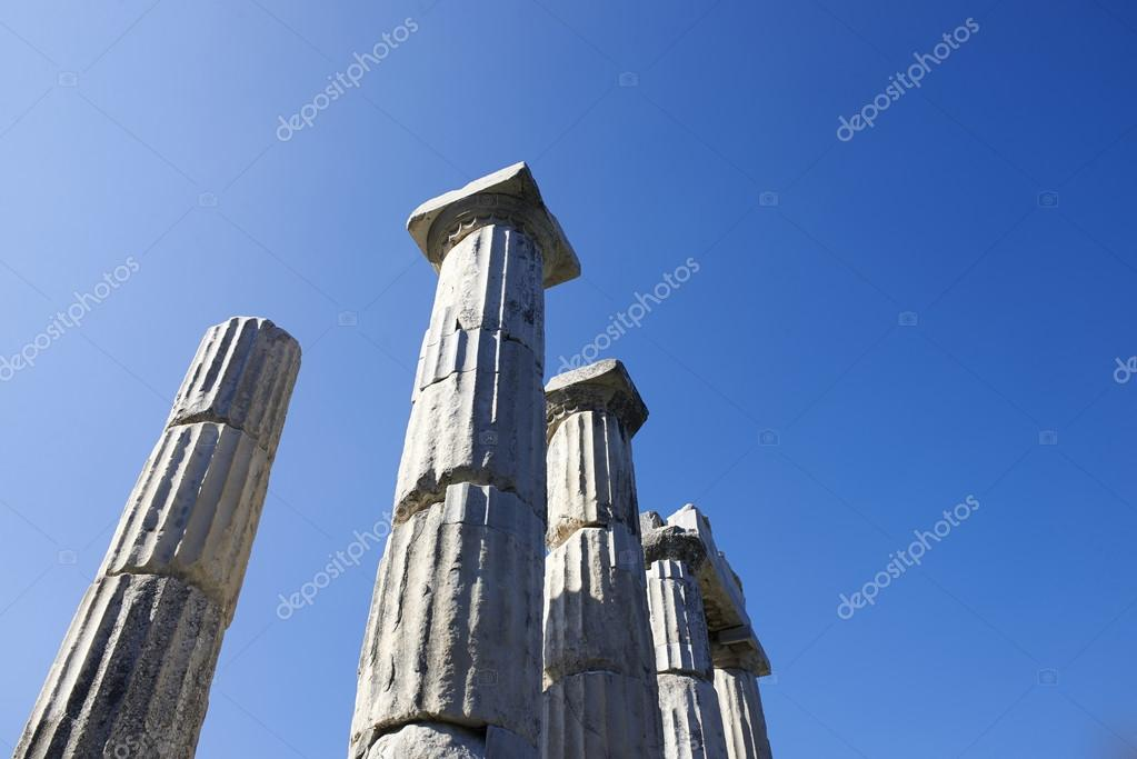 Samothrace, the sanctuary of the Great Gods