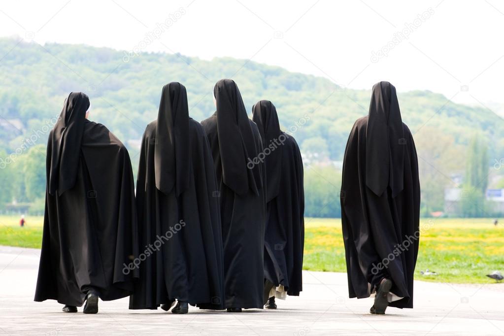 nuns #hashtag