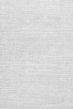 White canvas texture or background