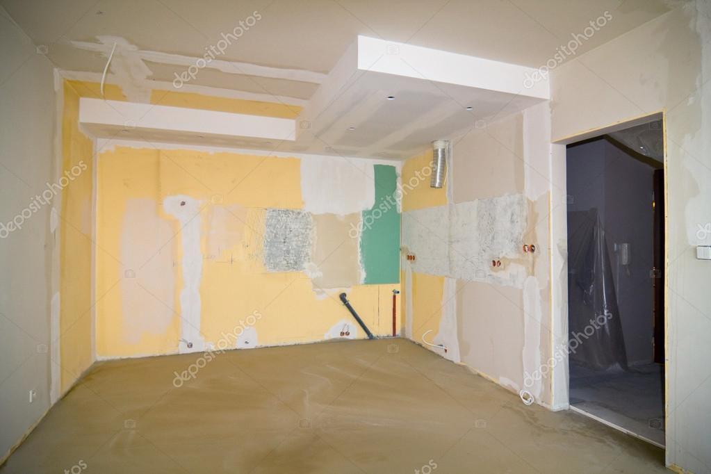 Alten Wohnung Braucht Renovierung U2014 Foto Von Wujekspeed