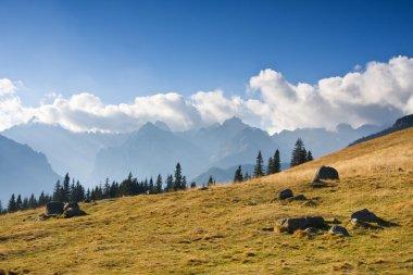 mountain landscape, Tatry, Poland