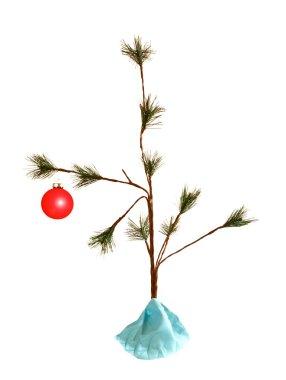 sparce christmas tree