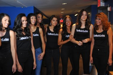 Models before Top Model Latina 2014