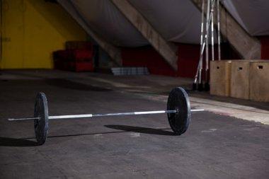Empty cross-training gym