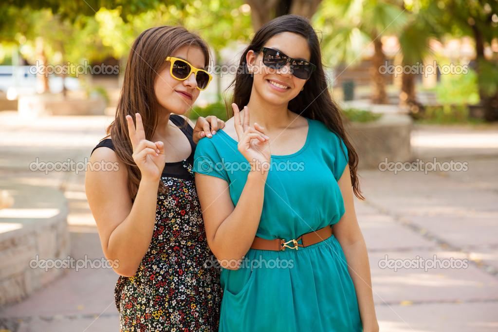 Latin teens