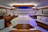 Fotografie Schlafzimmer Luxus-Yacht