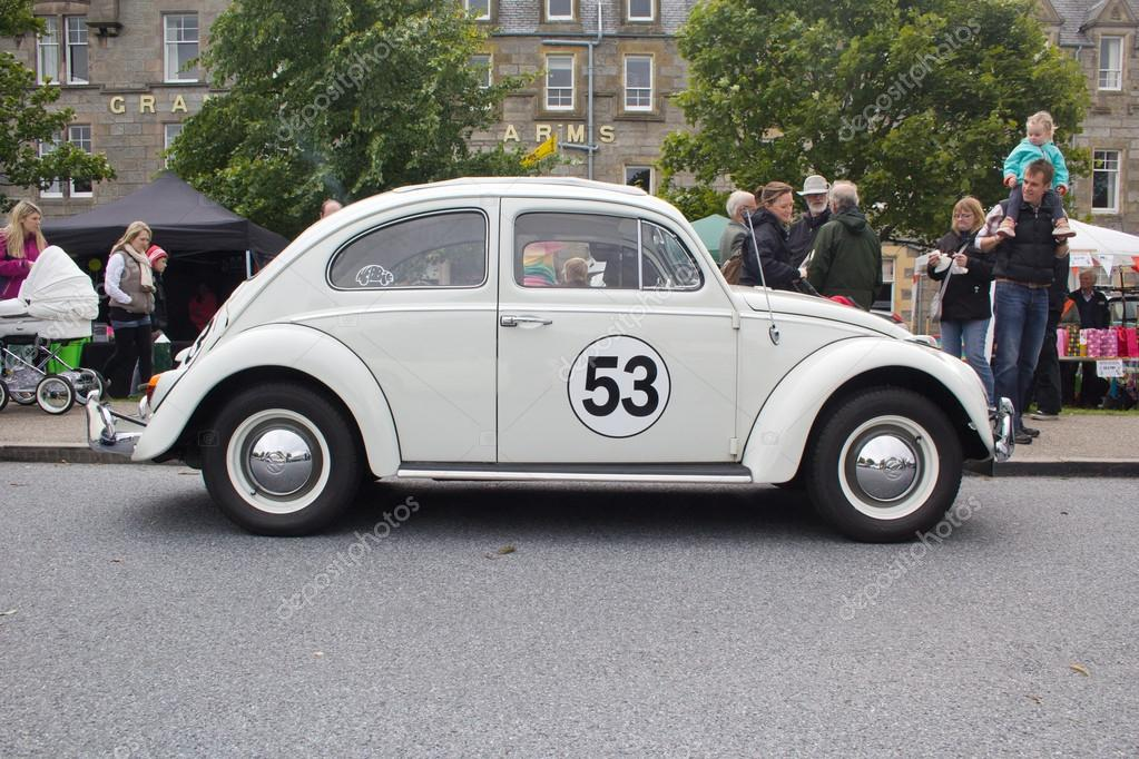 Love Bug Vw Beetle Side View Stock Editorial Photo C Johnbraid