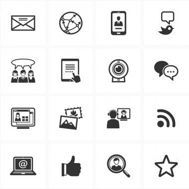 Social Media Icons-Set 1