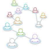 User Group Network Icon