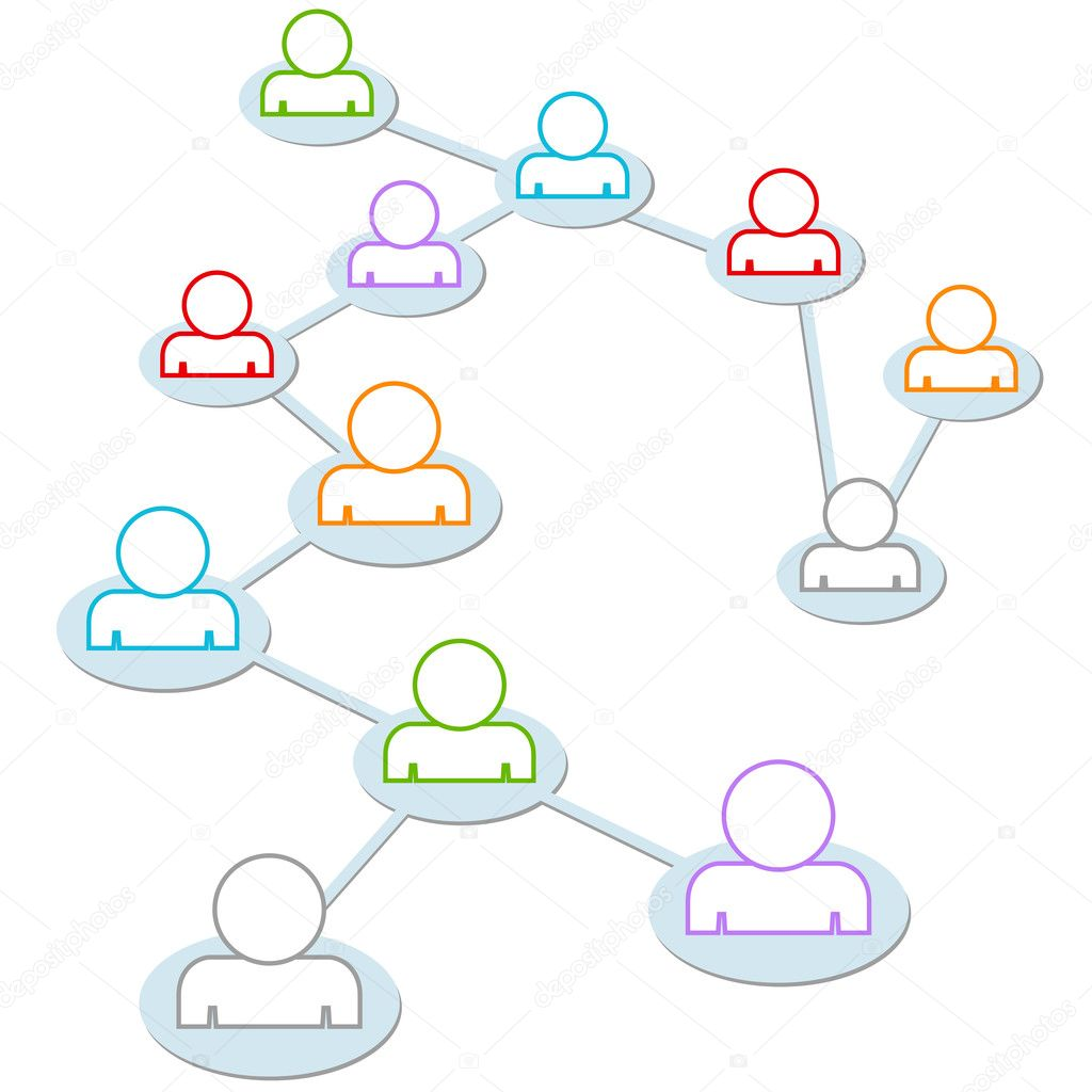 User Group Network Icon  U2014 Stock Vector  U00a9 Dynamic  20308043
