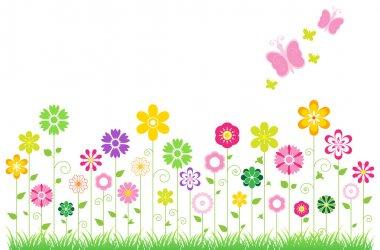 """Картина, постер, плакат, фотообои """"цветы цветы розы модульные города"""", артикул 21286487"""