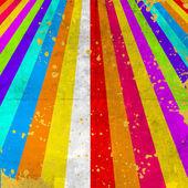 Fotografie grunge pozadí s barevný pruh