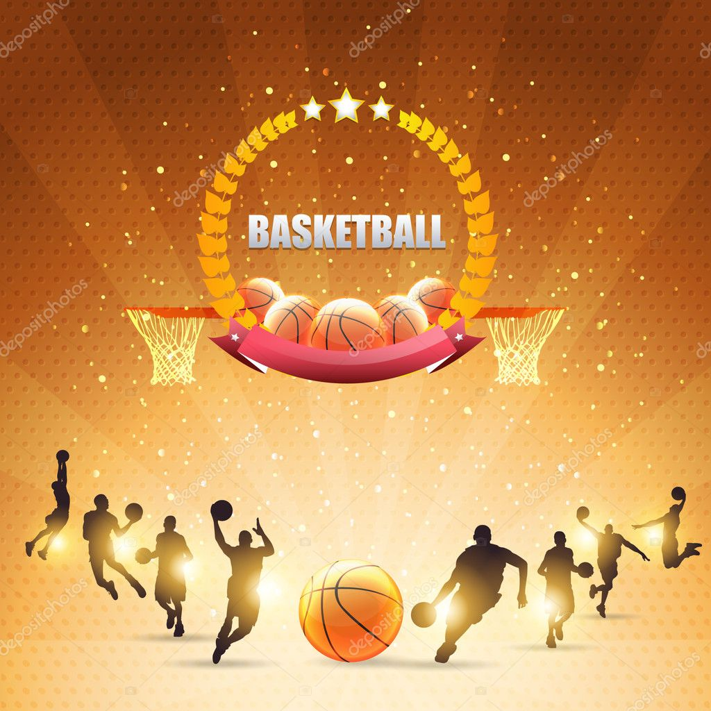 Basketball Vector Design
