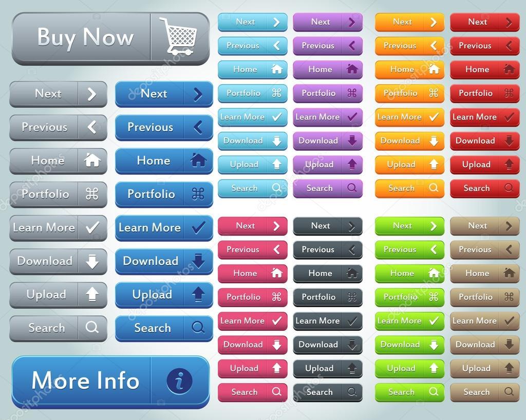 Скачать кнопки для создания сайта сайт компании недвижимости сота