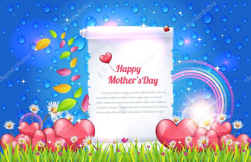 Happy Mother's Day Vector Design