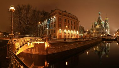 Saint Petersburg, Griboyedov channel