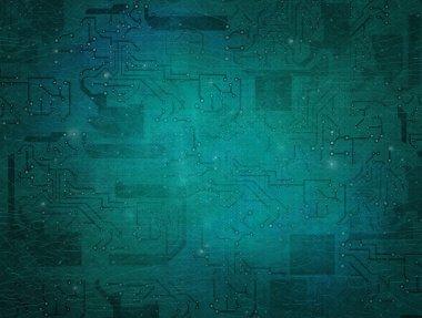 IC. Pattern. Background. Сhip. Сomputer.microcircuit. web