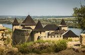 Ucraina, Hotin, Castello