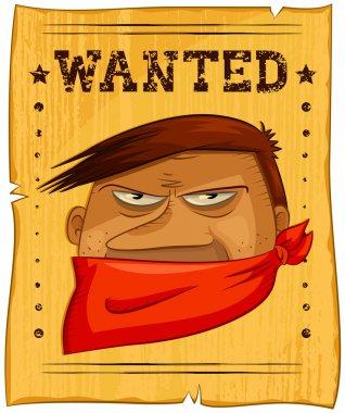 wanted bandit