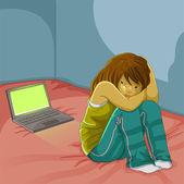 Fényképek online zaklatás