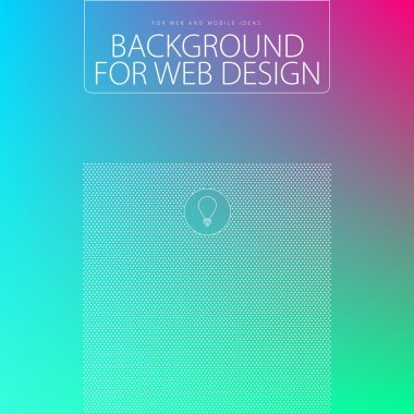 Elegant background for web design