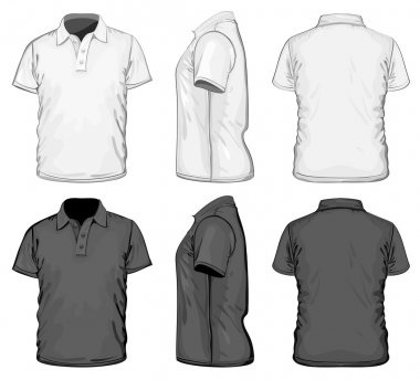 Men's polo-shirt